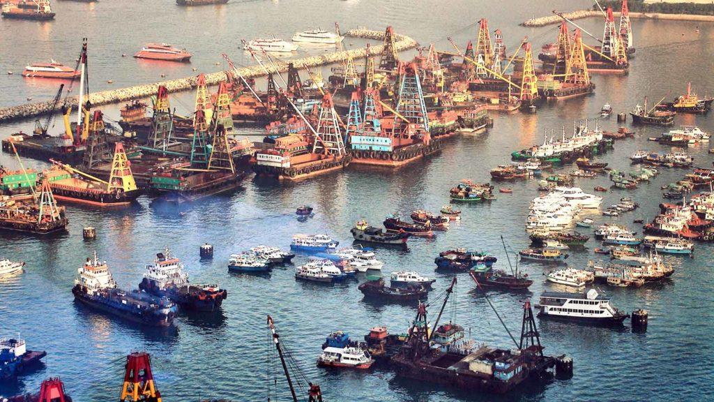 香港 輸出入申告